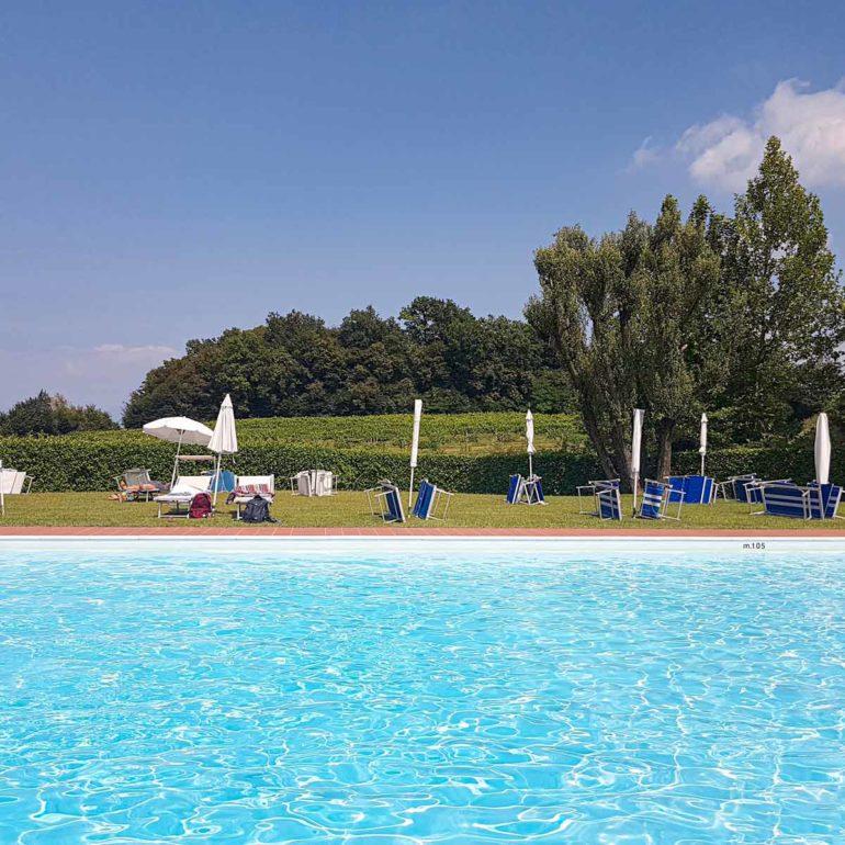 Italia Living Villa Garda pool
