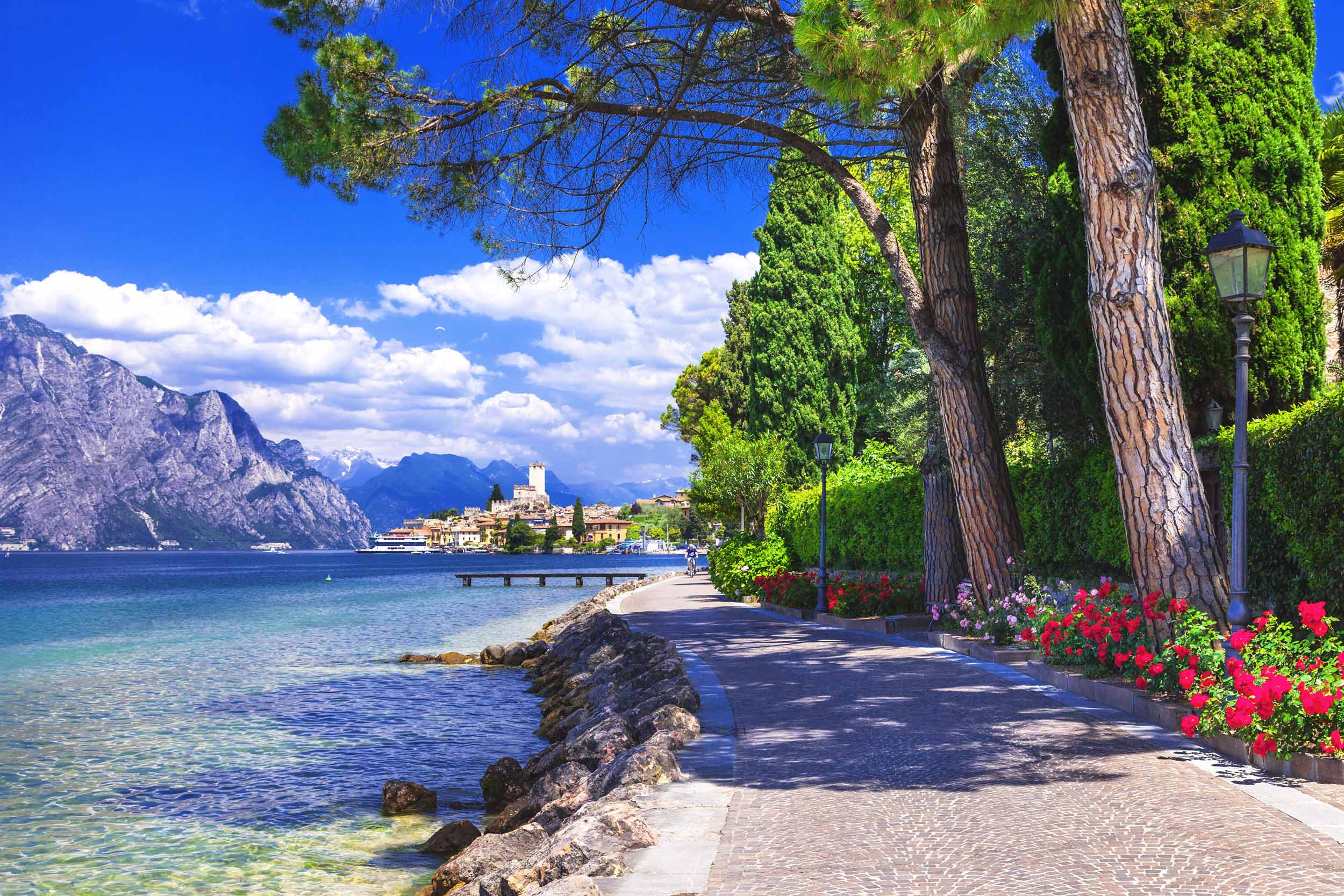 Italia Living Villa Garda Welcome